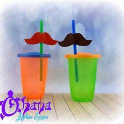 Mustache Mini Slip On (MSO)