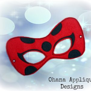 Lady Bug Mask
