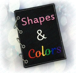 Shapes and Colors Mix Match Book