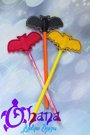Bat Pencil Topper