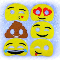Emotions Mask SET