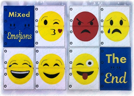 Mixed Emotions Book
