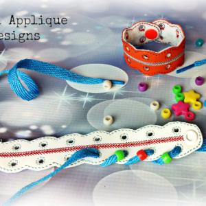 Lacey Bracey Craft Bracelet / Wristlet