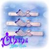 Mermaid Tail Bracelet / Wristlet