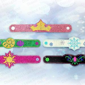 Girly SET Bracelet / Wristlet