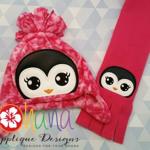 Girly Penguin Pkr