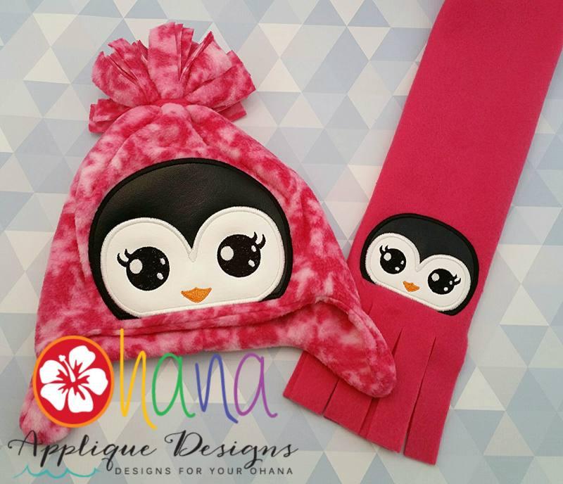 Girly Penguin Pkr