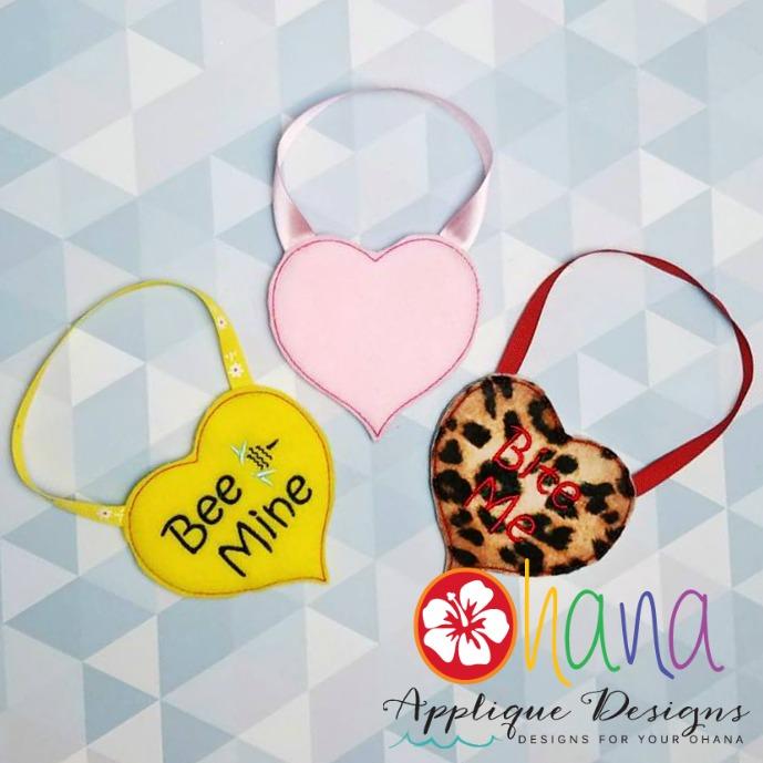 Heart BLANK Goodie Bag
