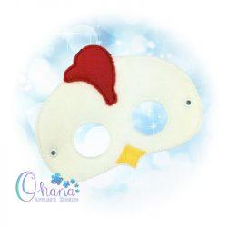 Chicken Pretend Mask