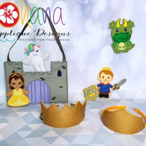 Fantasy Kingdom Finger Puppet SET