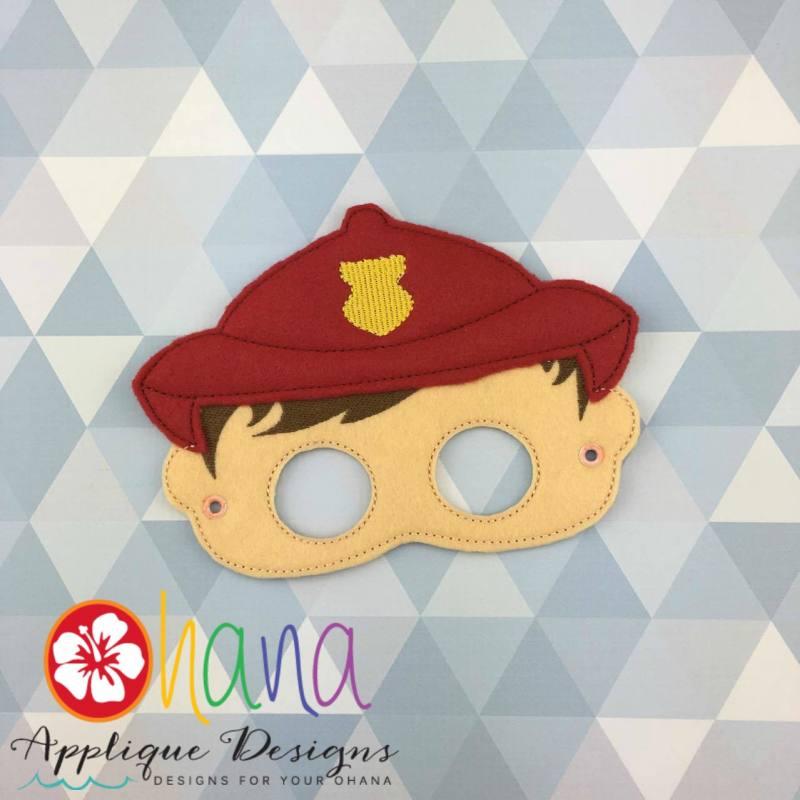 Fireman Mask