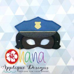 Female Police Mask