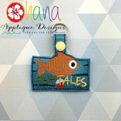 Fish Tales Snap Tab KC