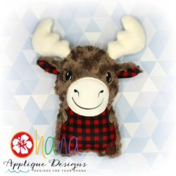 Marty & Marsha the Moose Stuffie
