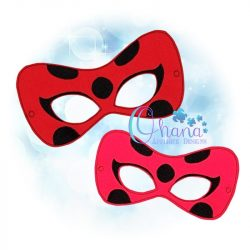 Ladybug Pretend Mask