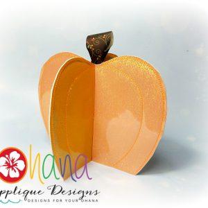 Buildable Pumpkin