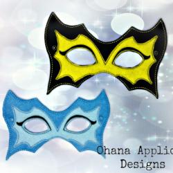 Girl Spike Mask