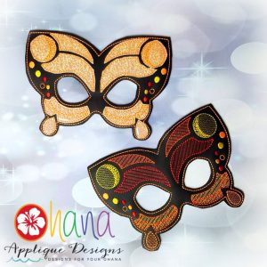 Sally Butterfly Mask