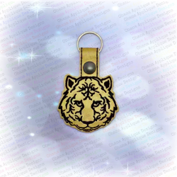 Tiger Snap Tab KC