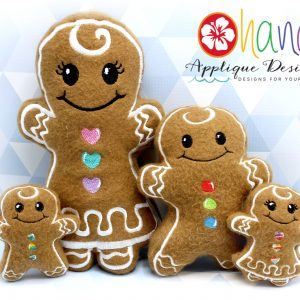 Gingerbread Stuffy