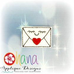 Sleeping Envelope Feltie