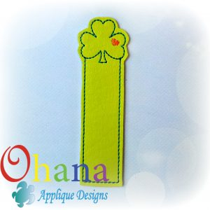Shamrock Bookmark