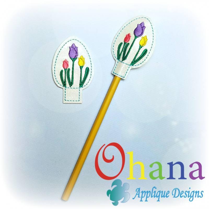 Tulip Egg Pencil Topper (PT)