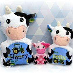Cow Stuffie