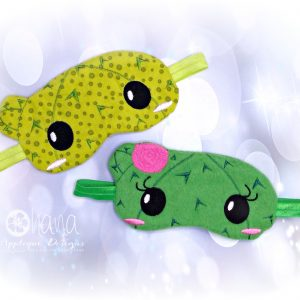 Cacti Sleeper Masks
