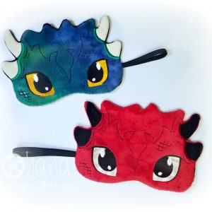 Dragon Sleeper Mask
