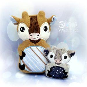 Goat Stuffie