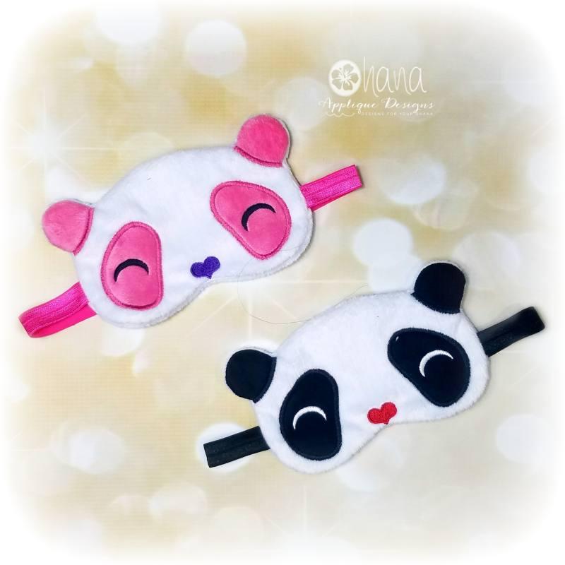 Panda Sleeper Mask