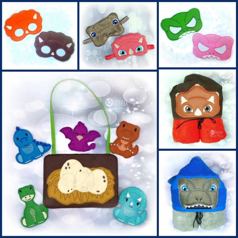 Dino Bundle Pack