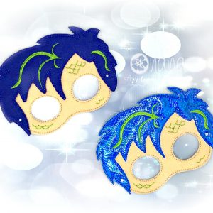 Merman Mask