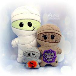 Mummy Stuffie