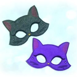 Cool Cat Pretend Mask