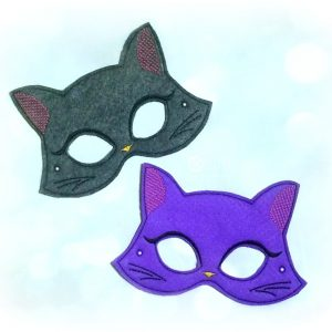 Cool Cat Pretend Mask