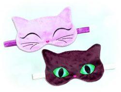 Cool Cat Sleeper Mask