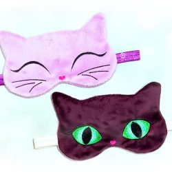 Cool Cat Sleeper Mask