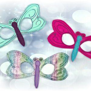 Dragonfly Mask