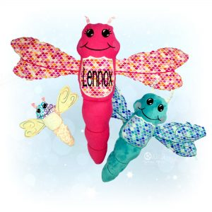Dragonfly Stuffie
