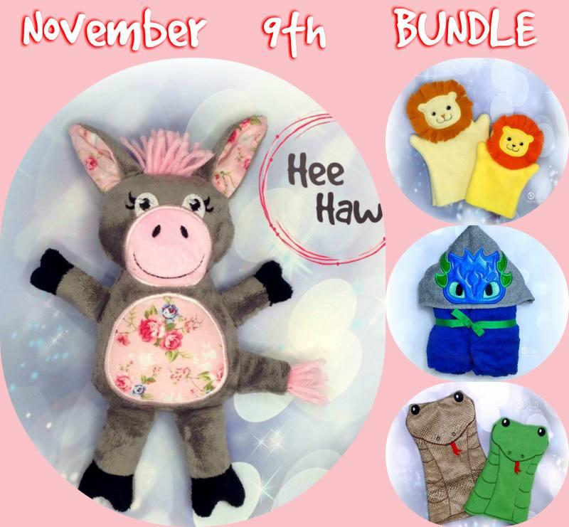 Nov. 9th bundle