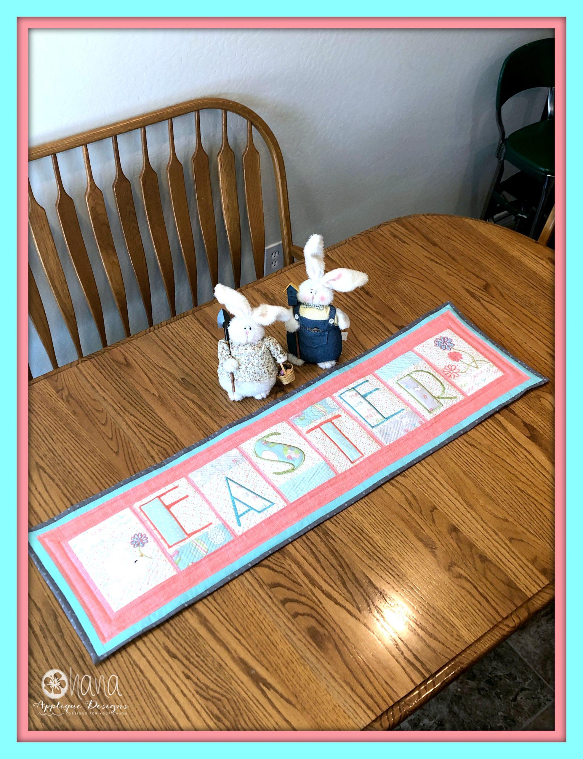 Easter Table Runner272