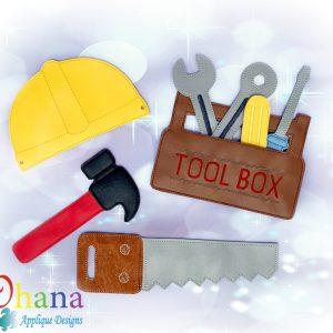 Tool Kit Playset372