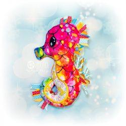 Seahorse Stuffie72