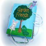 Garden Friends Quiet Book