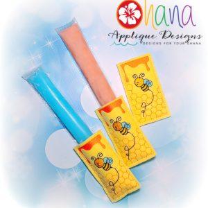 Honeycomb Ice Pop Holder72