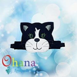 Kitty Cat Mask Band