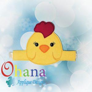 Chicken Mask Band Design