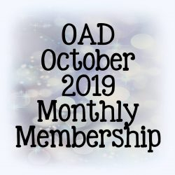 OAD October Monthly Membership